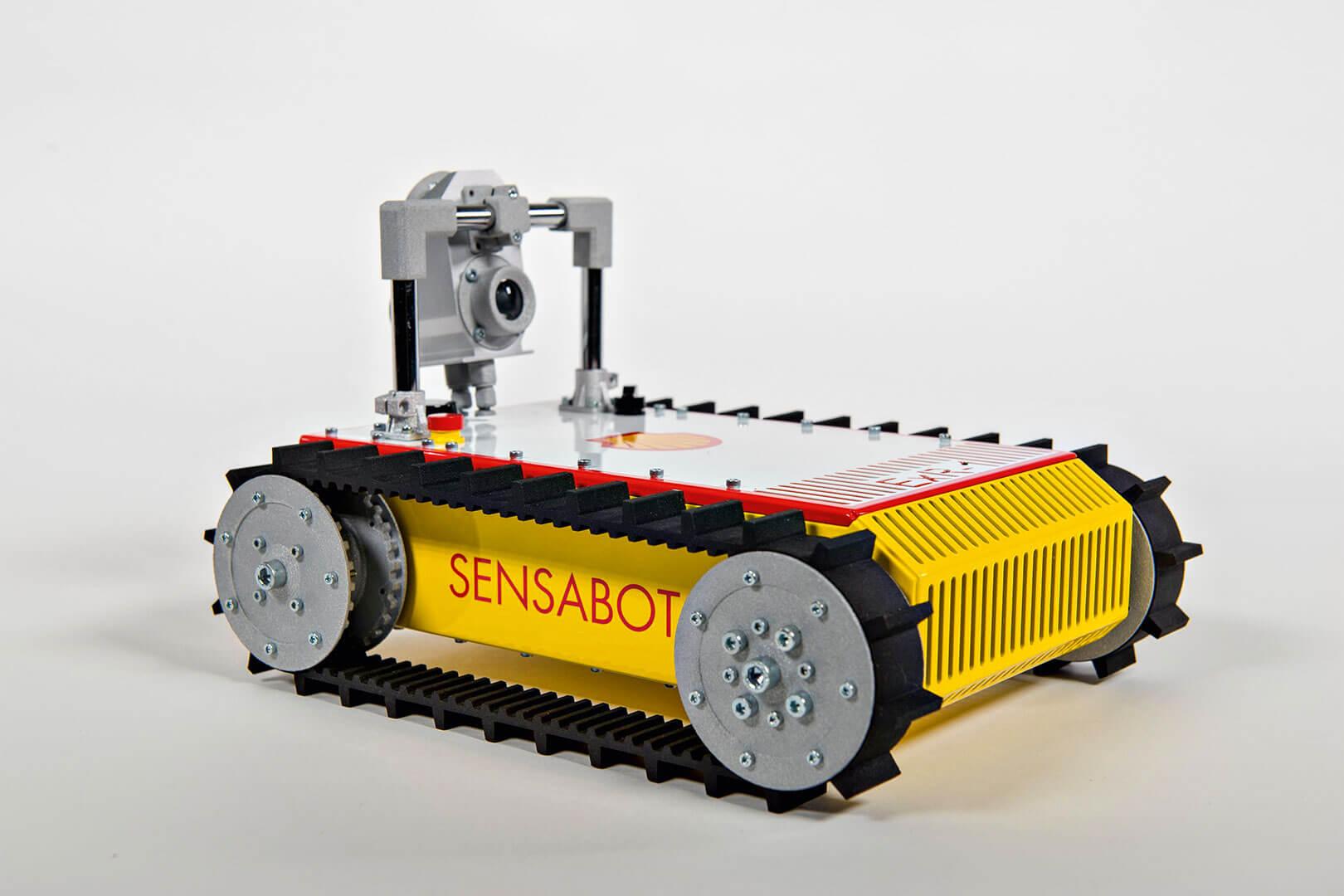 Replikat eines Roboters