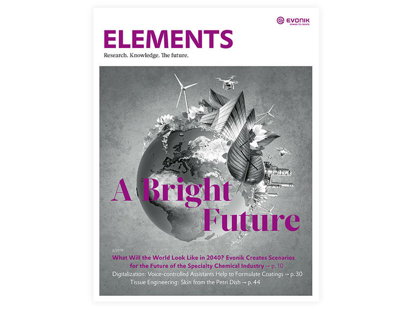 Evonik Elements Edition 02 2019