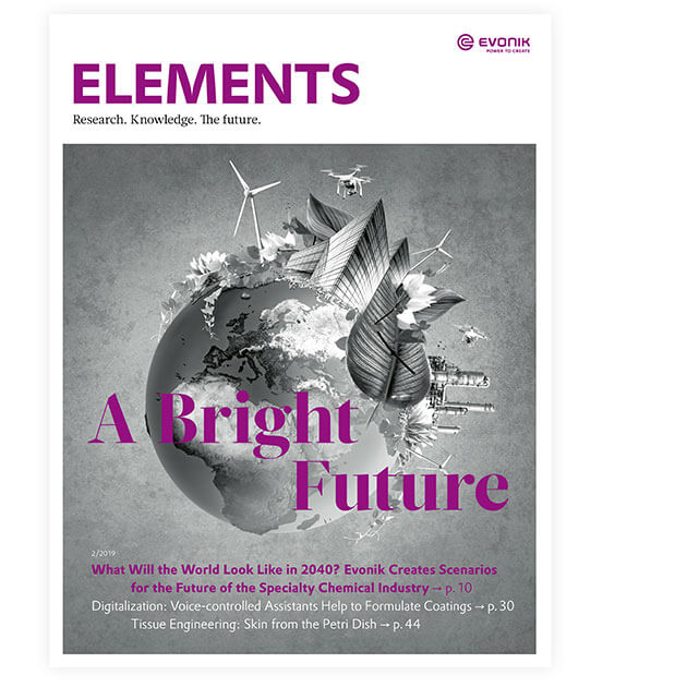 Evonik Elements Edition 02 2019
