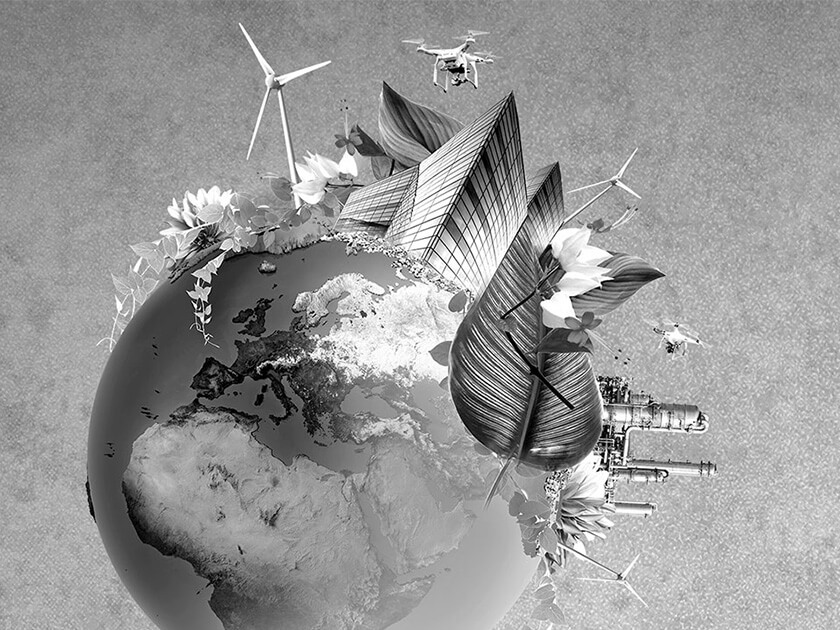 Illustration earth