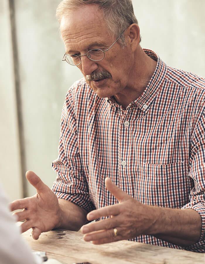 Dr. Felix Prinz zu Löwenstein